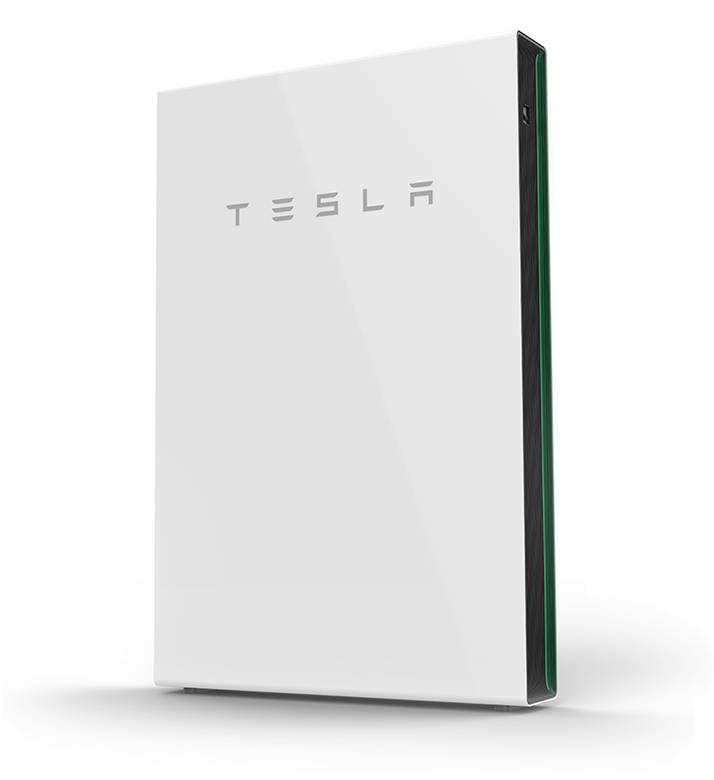 Tesla Powerwall Battery Storage System